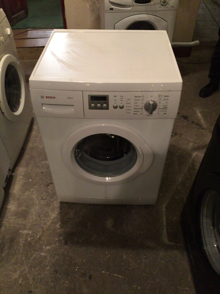 bosch maxx 6kg washing machine buy or sell find it used. Black Bedroom Furniture Sets. Home Design Ideas