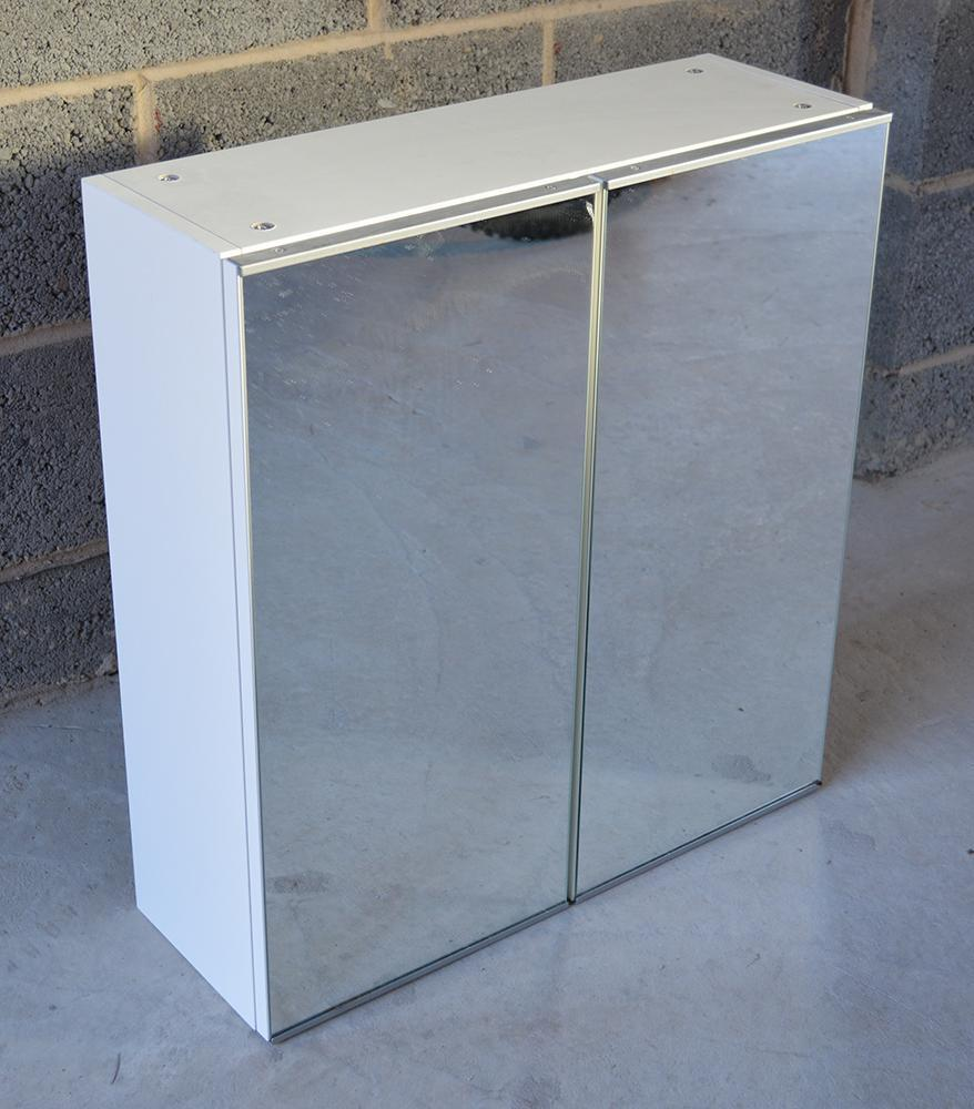 Ikea lill ngen bathroom mirror cabinet with 2 doors white for Bathroom cabinets gumtree