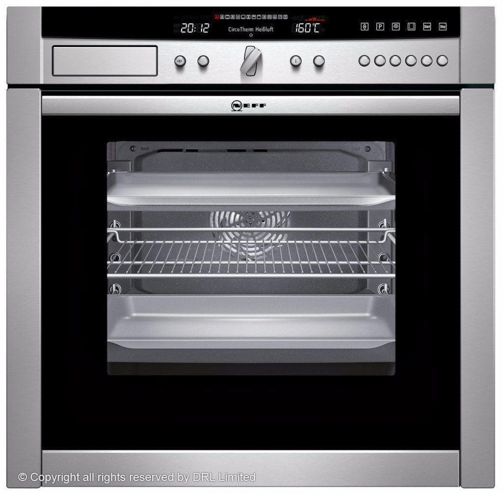 Neff b46c74n3gb built in electric single oven w aqua assist united kingdom gumtree - Neff electric ...