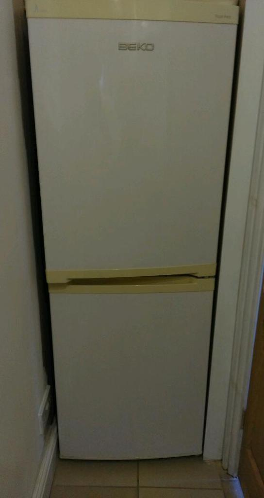 Beko frost free fridge freezer united kingdom gumtree Fridge motors for sale