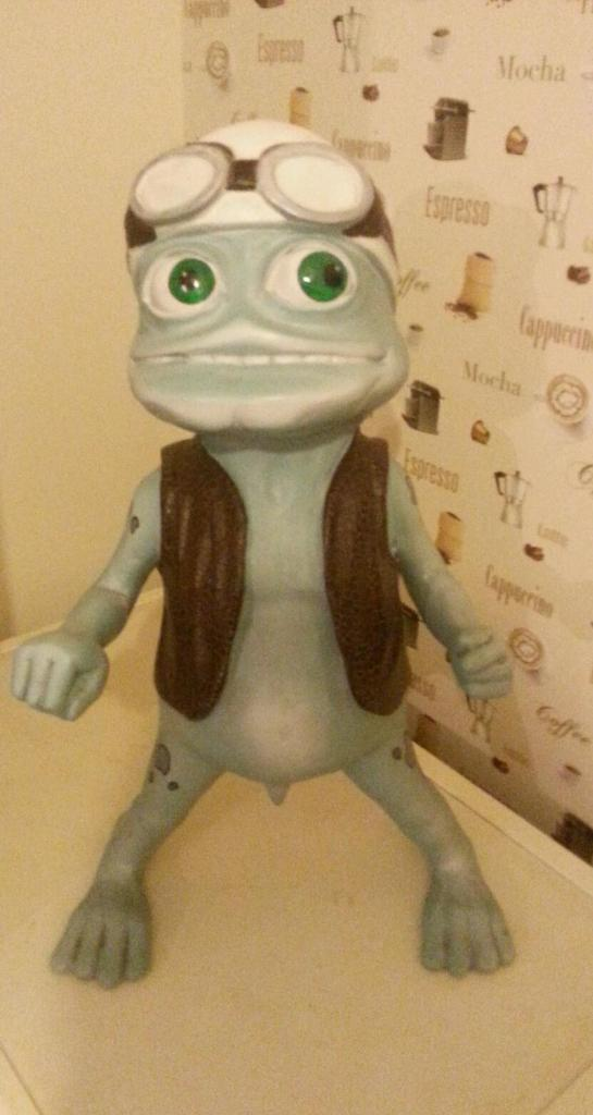 Man Cave Items For Sale Gumtree : Crazy frog ceramic life size quot tall advertising man