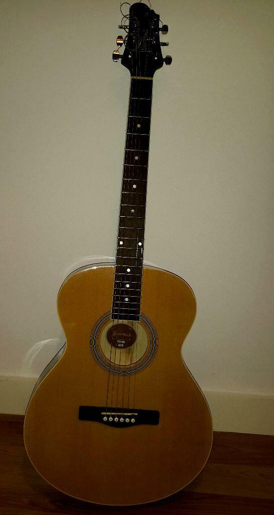 Woodstock United Kingdom  city images : Woodstock Acoustic Folk Guitar for sale | United Kingdom | Gumtree