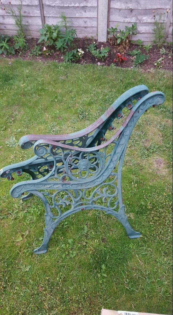 Cast Iron Bench Ends United Kingdom Gumtree
