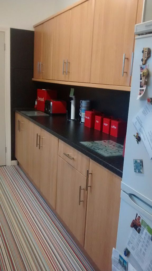Kitchen cabinet wall units doors buy sale and trade ads for Beech effect kitchen units