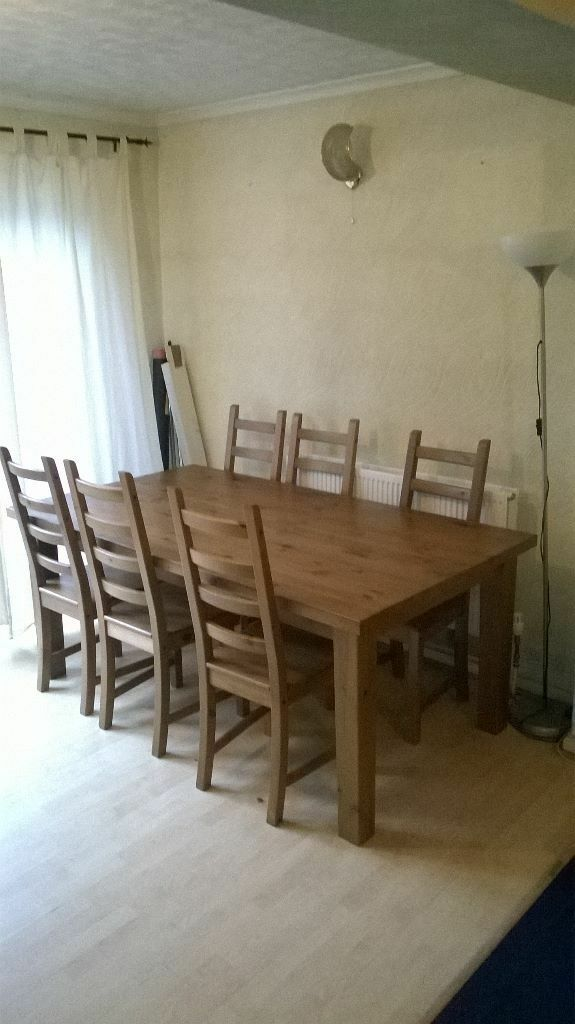 Ikea antique pine table Buy sale and trade ads great prices : 86 from dealry.co.uk size 575 x 1024 jpeg 69kB