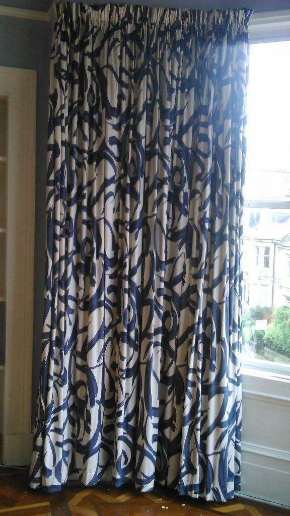 Grey Lined Curtains For Buy Sale And Trade Ads