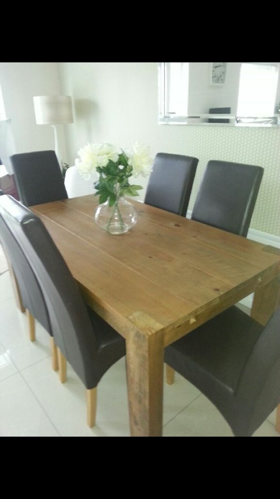 Next Hartford table and chairs United Kingdom Gumtree : 86 from gumtree.com size 576 x 1024 jpeg 43kB