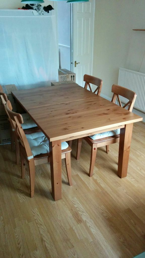 86 Dining Table Chairs Sale Sheffield