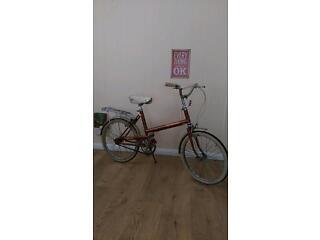 Vintage Raleigh girls bike