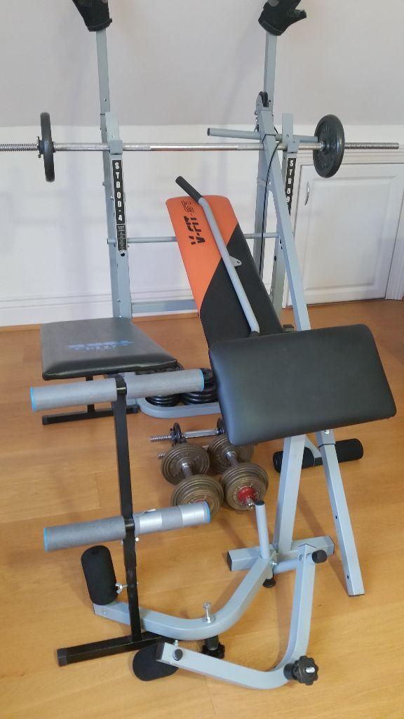 V fit herculean multi gym buy or sell find it used
