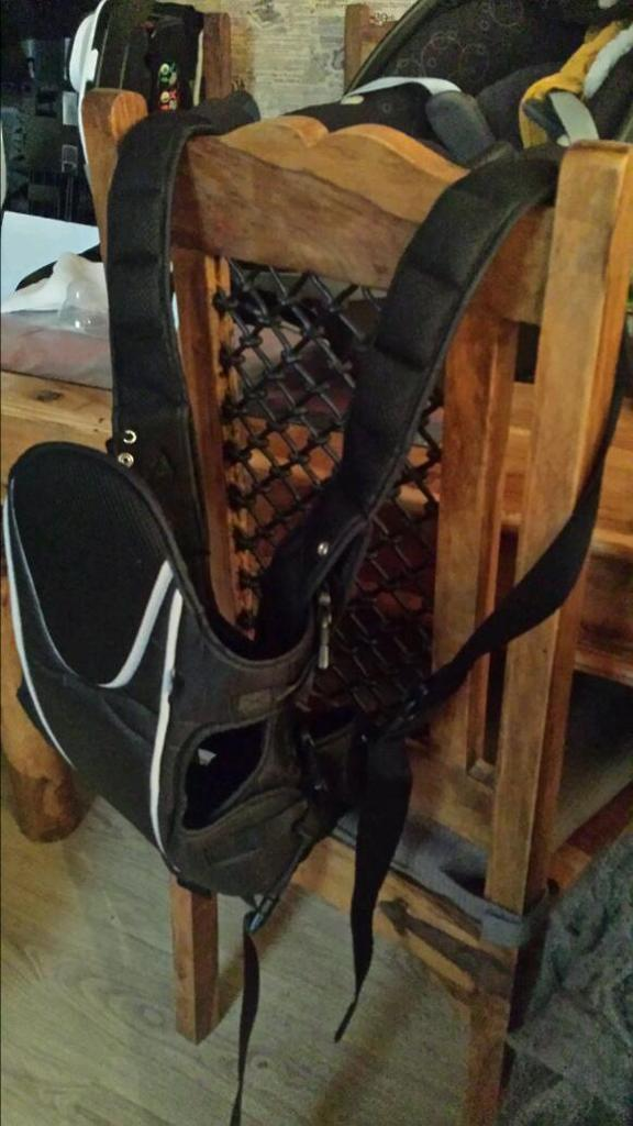 Baby carrier mothercare in excellent condition from pet and smoke free home collection kings lynn - Garden furniture kings lynn ...