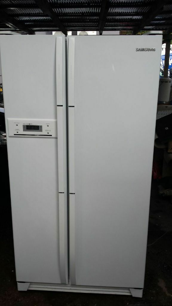 Fridge Freezers White Samsung White American Fridge