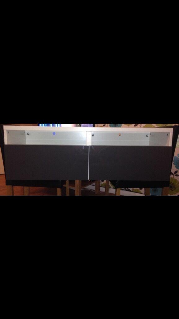 Ikea High Gloss tv Unit Ikea tv Unit
