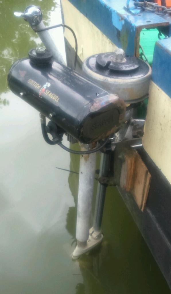 Seagull Outboard United Kingdom Gumtree