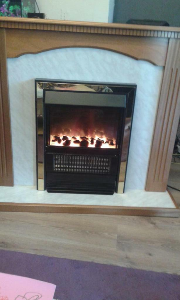 Electric Fire And Surround United Kingdom Gumtree