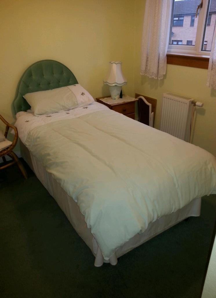 Single Divan Bed With Storage United Kingdom Gumtree