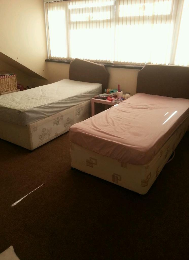 Single Beds With Mattress United Kingdom Gumtree