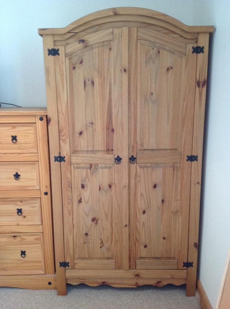 Mexican Pine Bedroom Furniture Set United Kingdom Gumtree