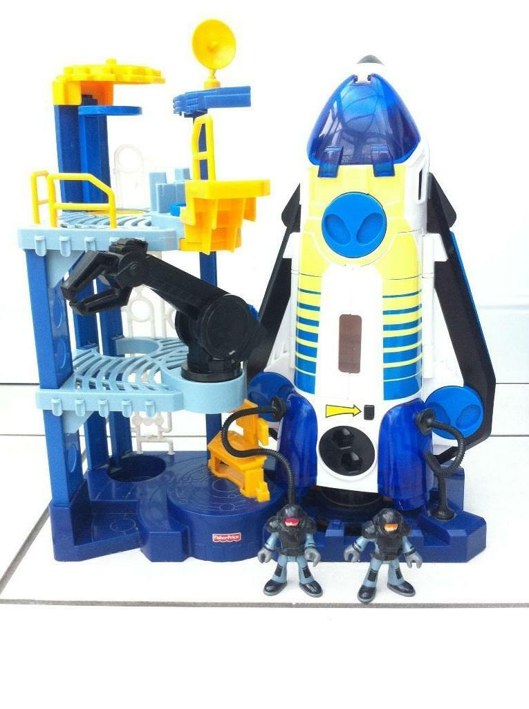 imaginext space shuttle accessories - photo #10
