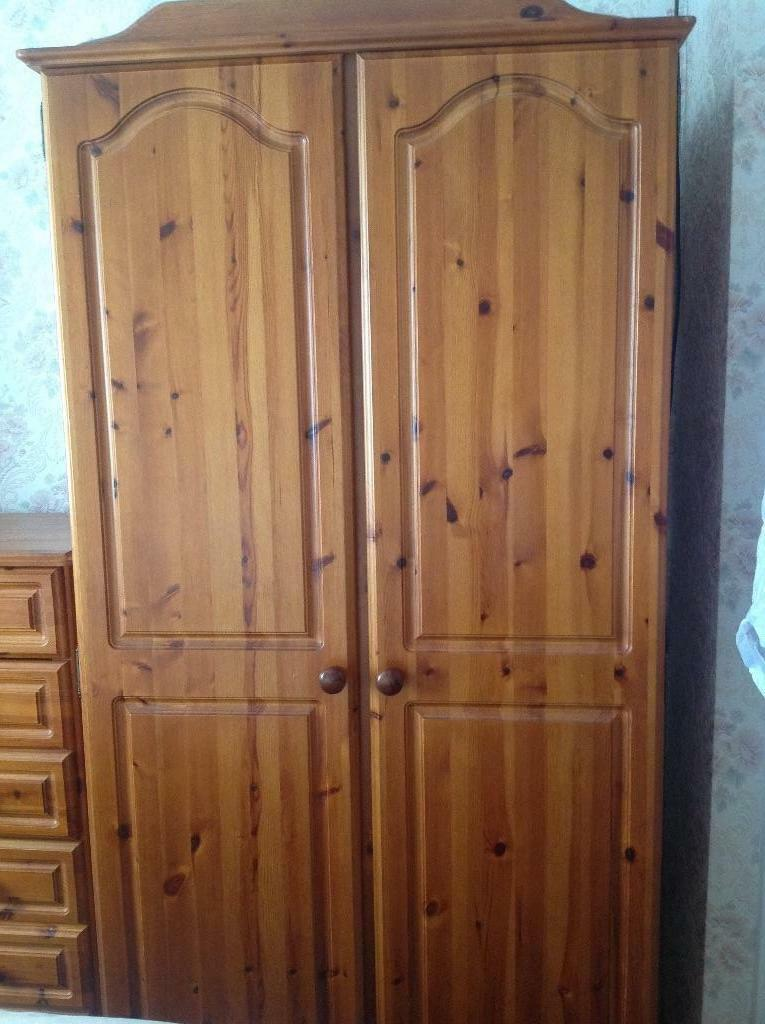 Solid Antique Pine Bedroom Furniture United Kingdom Gumtree