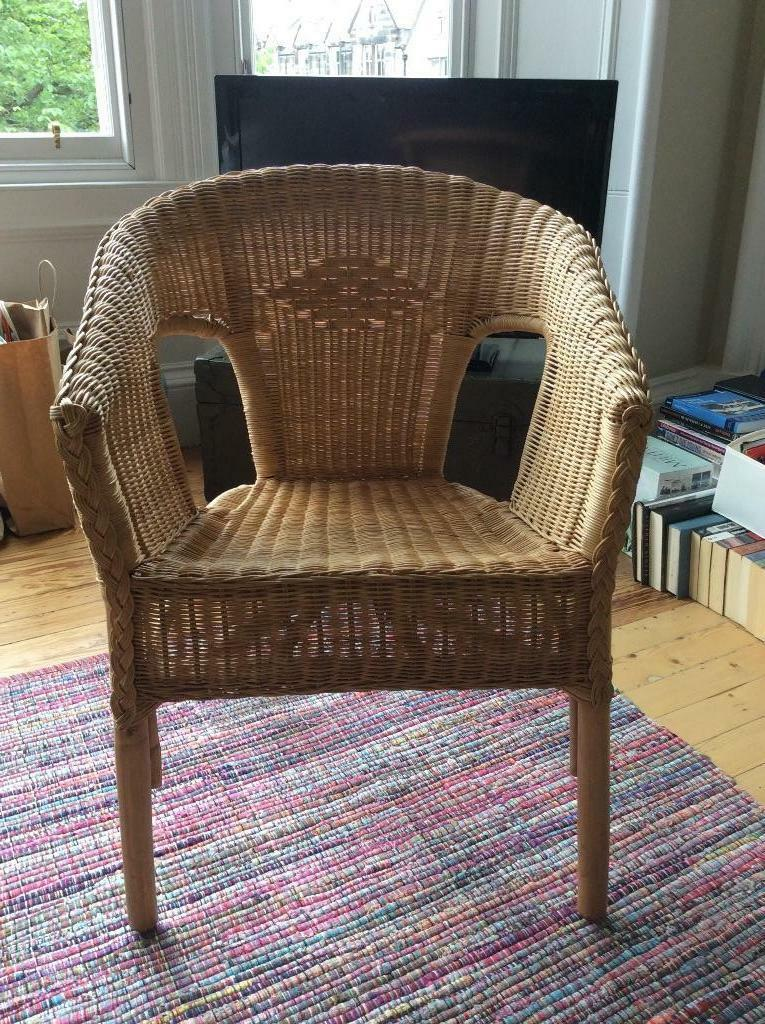 Ikea Aspelund Bedroom Furniture ~ IKEA Agen rattan chair  United Kingdom  Gumtree