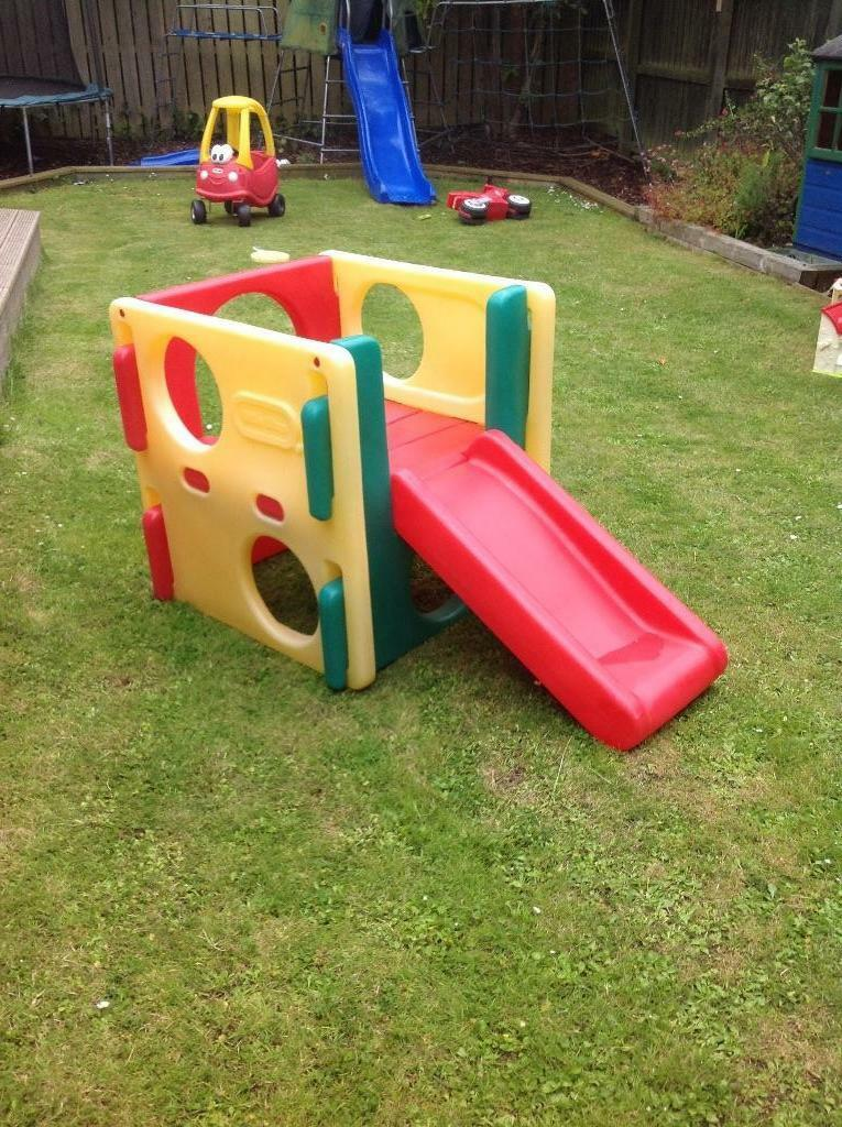 Outdoor Climbing Toys : Little tikes climbing frame united kingdom gumtree