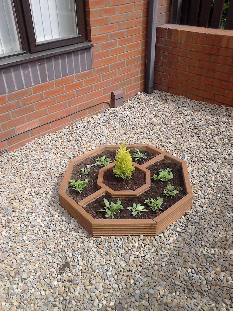 Raised garden planter ads buy sell used find great prices for Garden decking gumtree