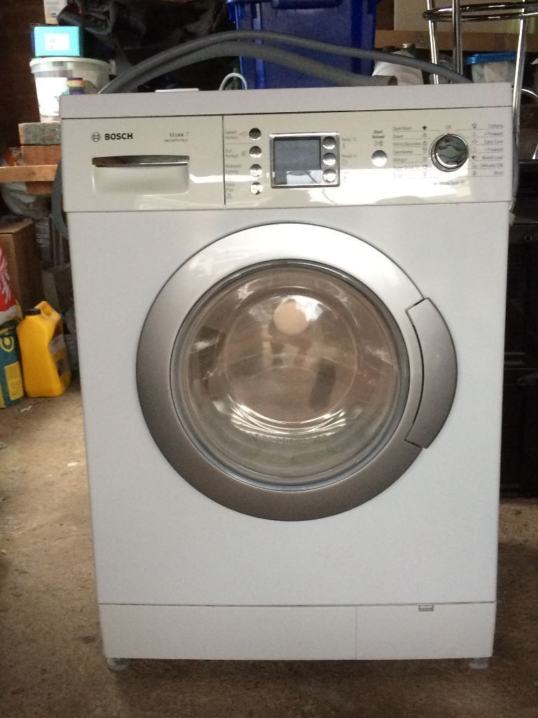 bosch maxx 5 washing machine buy or sell find it used. Black Bedroom Furniture Sets. Home Design Ideas