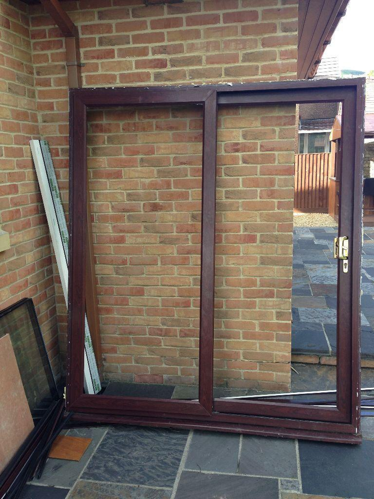 Brown Upvc Patio Doors Of Contact This Advertiser