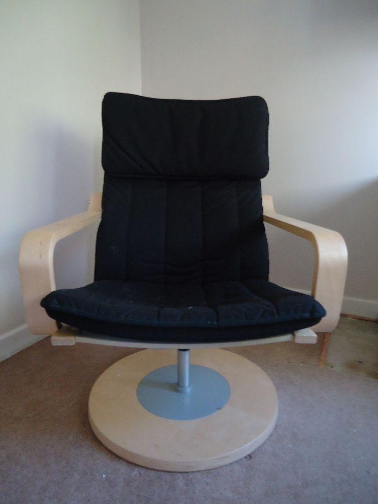 Ikea Poang Swivel Chair United Kingdom Gumtree