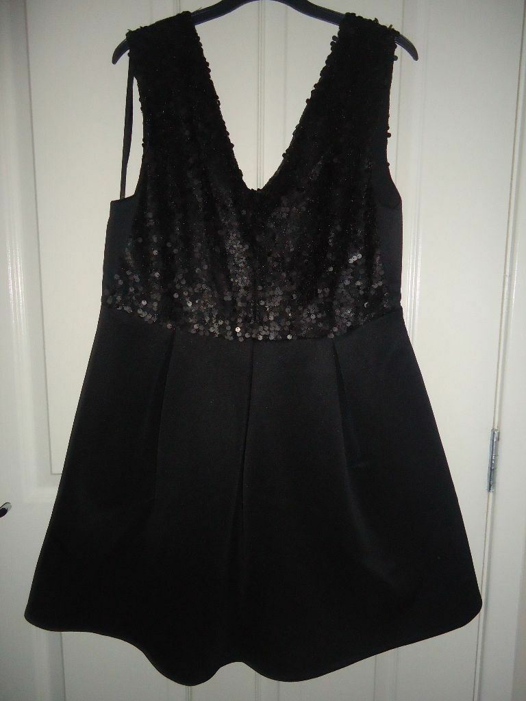 Sequin Dress Size 20