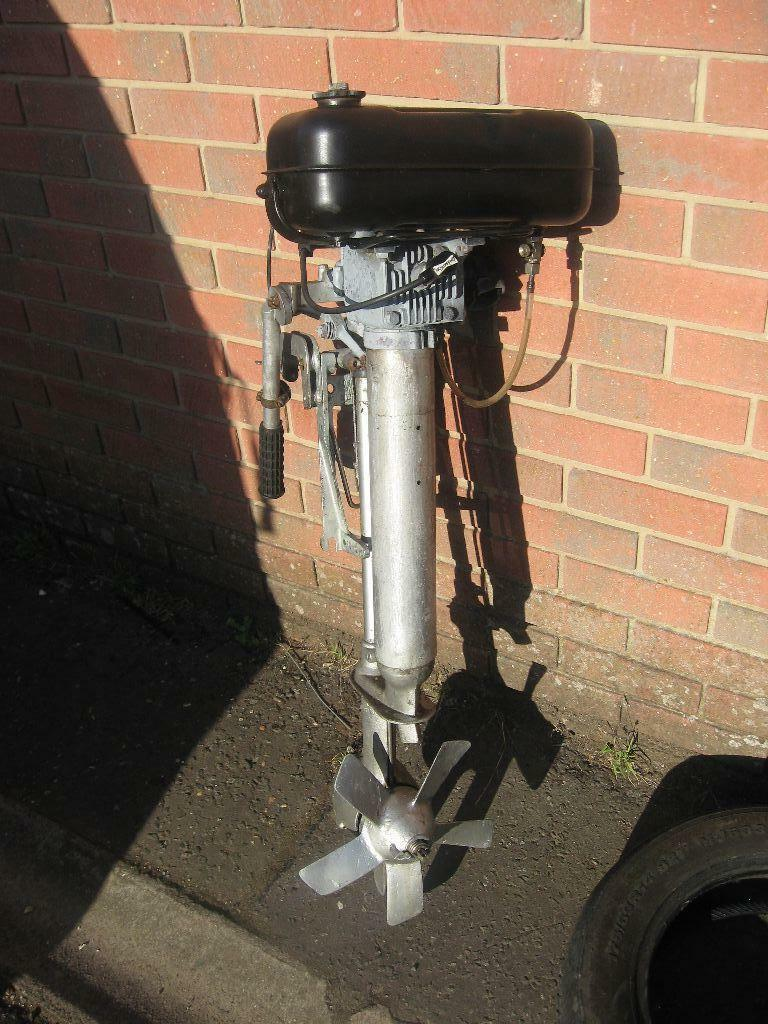 Seagull outboard motor buy sale and trade ads great prices for Seagull outboard motor value