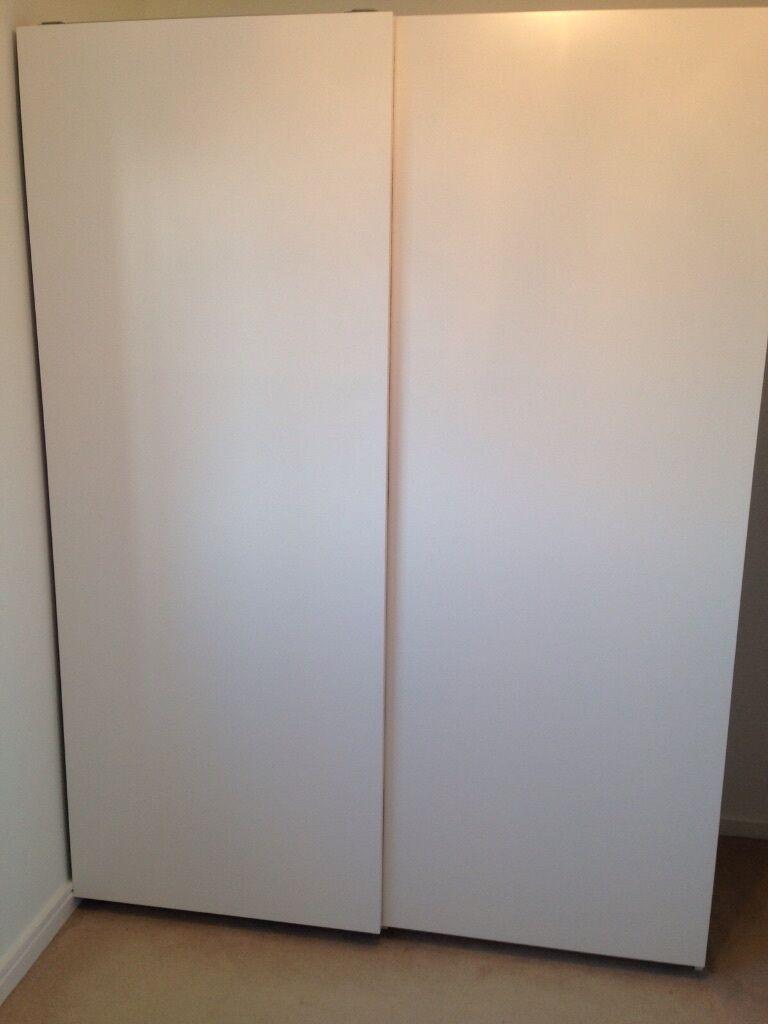 Ikea Pax Sliding Door Wardrobe Buy Sale And Trade Ads