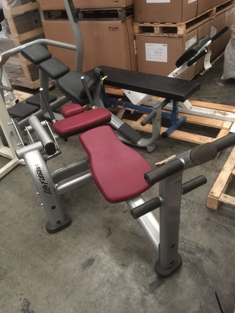 Life fitness signature abb crunch forsale united