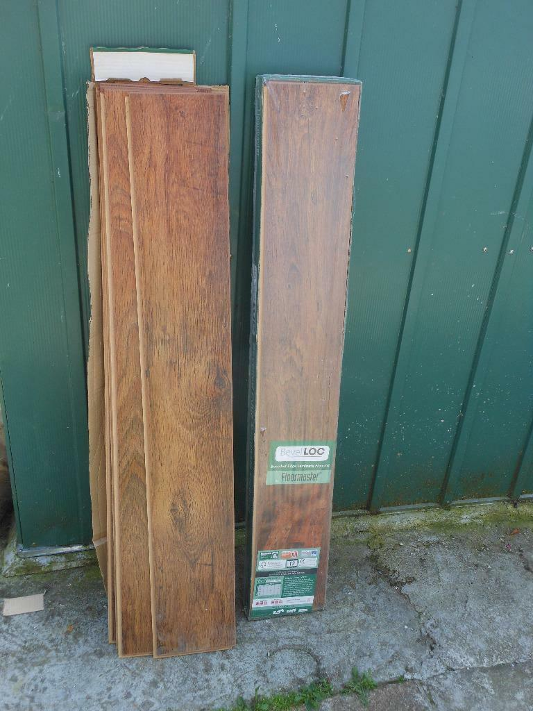 Floormaster oak effect bevel loc bevelled edge laminate Floormaster