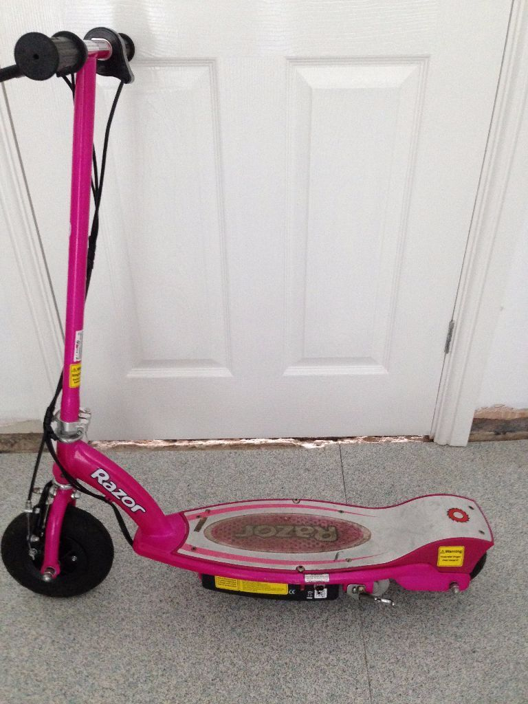 Electric Razor Scooter Charger Razor E100 Electric Scooter