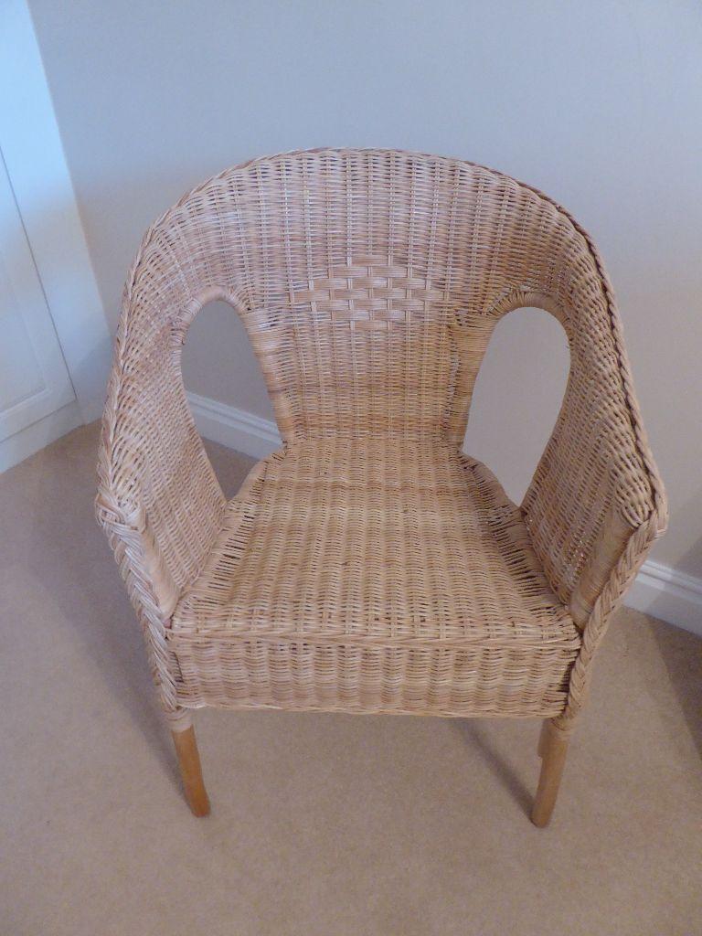 Ihram Kids For Sale Dubai: Ikea AGEN Rattan, Bamboo Chair In Good Condition Ikea AGEN