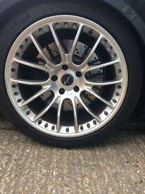 bmw 5 series wheels 19 in united kingdom wheel rims tyres for sale gumtree. Black Bedroom Furniture Sets. Home Design Ideas