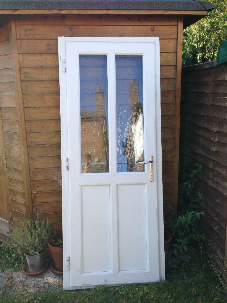 Double glazed back door with glass buy sale and trade ads for Glass back door
