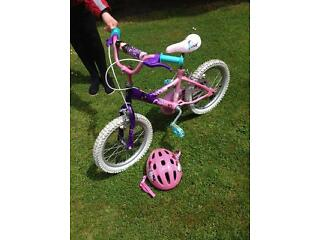 Girls Moxie bike, excellent condition age 5-8 years