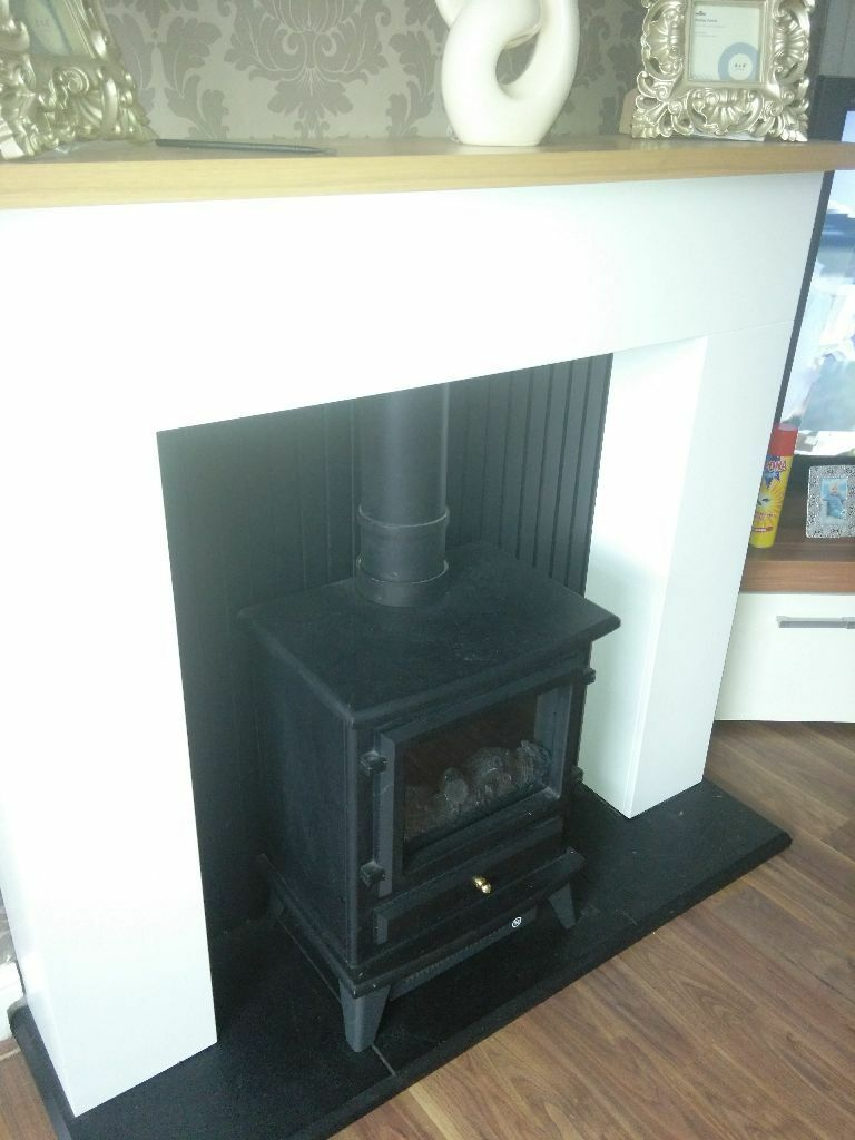 Electric Stove Fireplace Suite Electric Stove Fire Suite