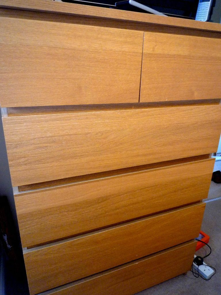 Ikea Malm Chest of 4 Drawers Ikea Malm Chest of 2 4 Drawers