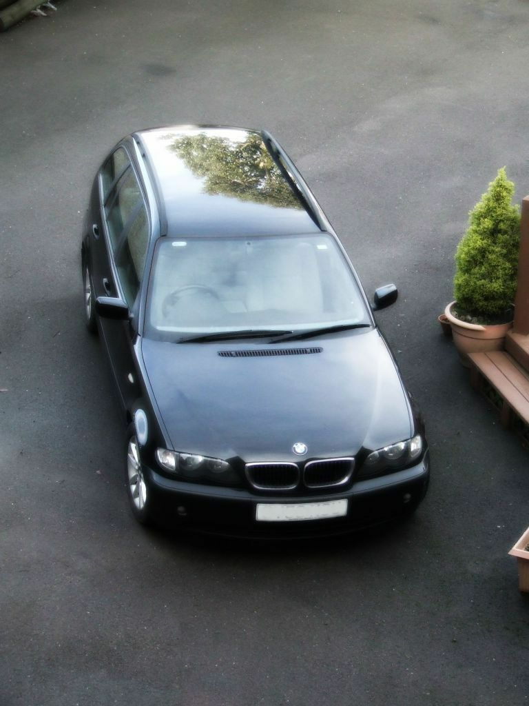 2003 bmw 320d for spares or repair united kingdom gumtree. Black Bedroom Furniture Sets. Home Design Ideas