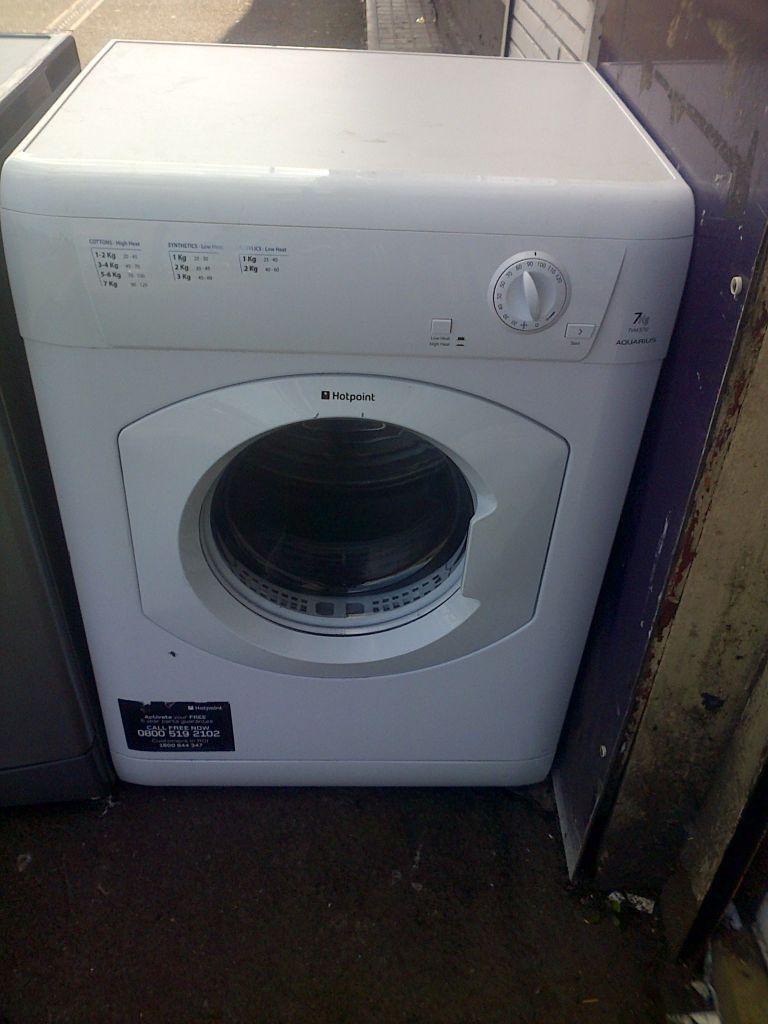 Hotpoint 7kg Tumble Dryer United Kingdom Gumtree