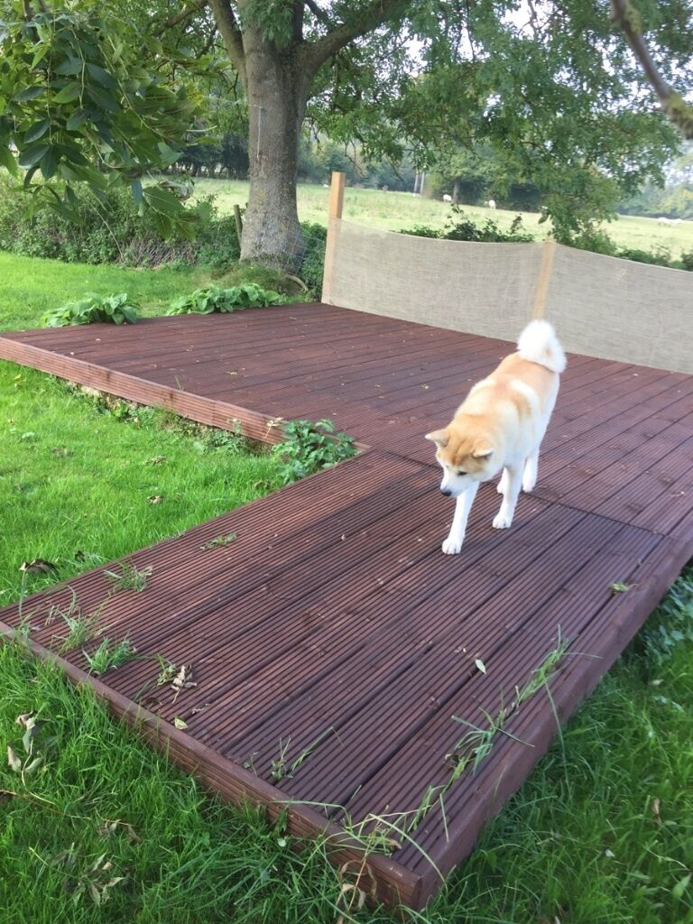 Decking for sale buy sale and trade ads find the right for Garden decking gumtree