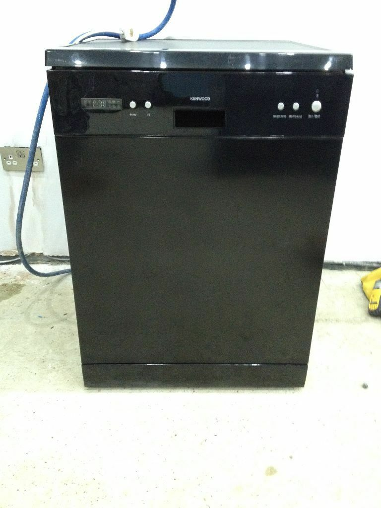 Table Top Dishwasher Hertfordshire : Freestanding Dishwasher Kenwood KDW60B13 United Kingdom Gumtree