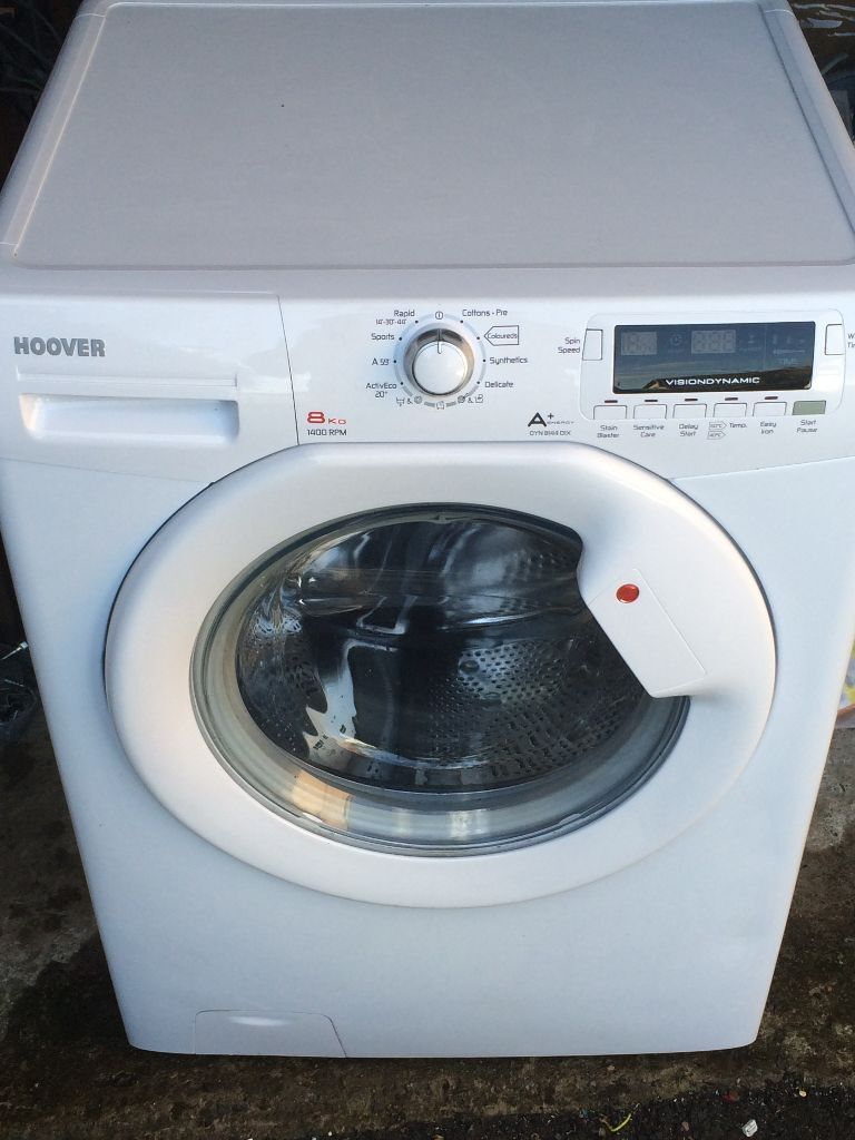 Months old hoover washing machine buy or sell - find it used