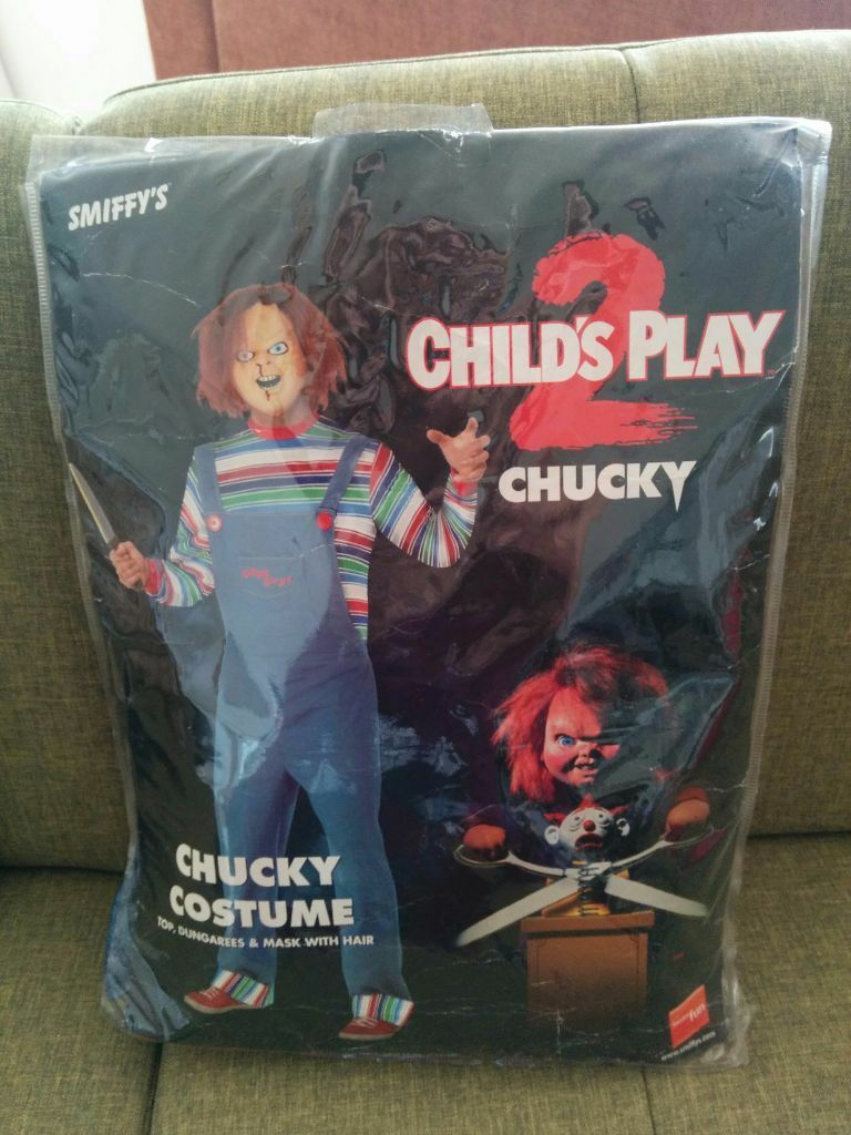 Chucky Costume For Sale Chucky Costume Childs Play 2