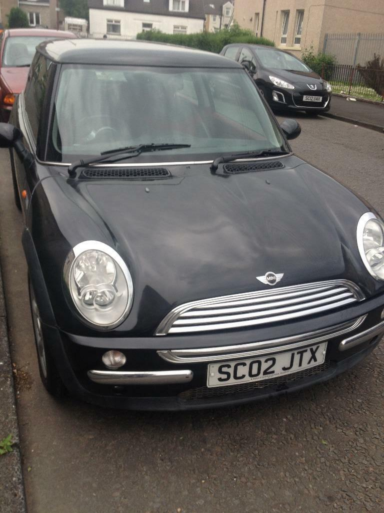 2002 mini cooper for sale united kingdom gumtree. Black Bedroom Furniture Sets. Home Design Ideas