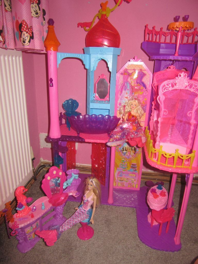 Barbie Secret Door Barbie The Secret Door Castle
